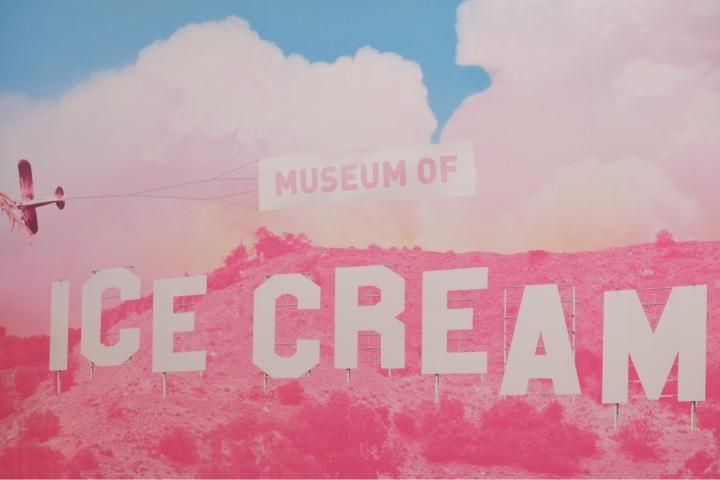 Museum of Ice Cream LA vs.SF